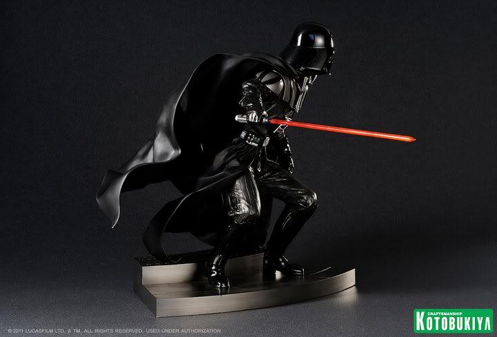 Kotobukiya - Darth Vader Return of Jedi ArtFX Statue - Page 2 Koto-d17