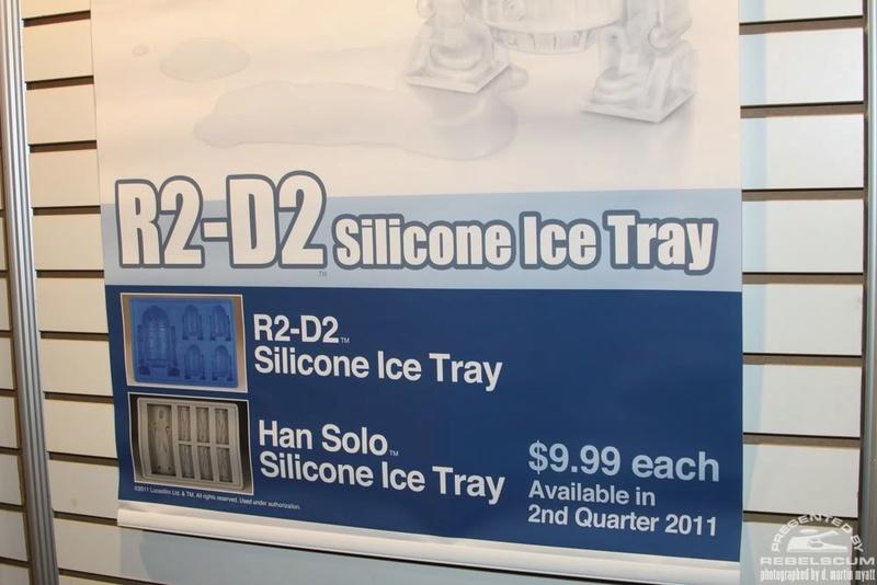 Kotobukiya - Han Solo Carbonite - Silicone Ice Tray Koto-i10