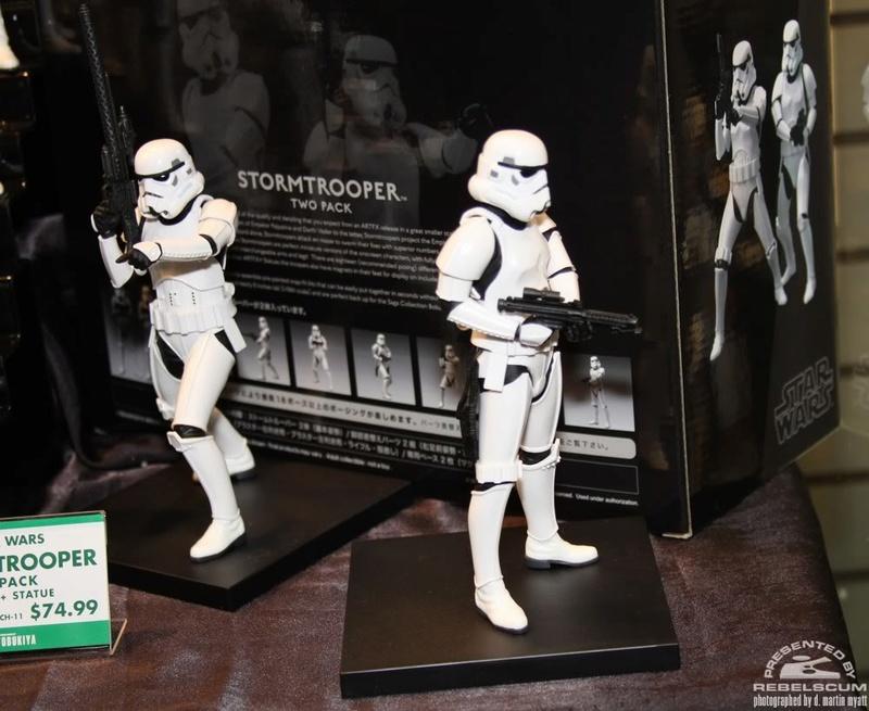 Kotobukiya Stormtrooper ArtFX + Koto-s10