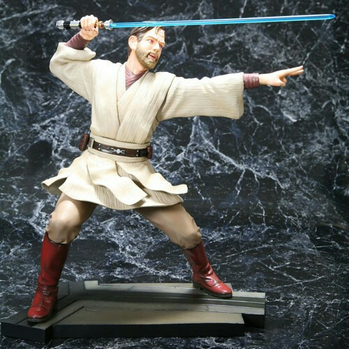Kotobukiya - Obi Wan Kenobi EPIII ARTFX Statue Koto_o10