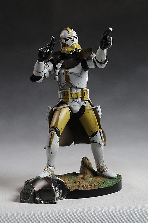Kotobukiya - Commander Bly ARTFX Statue Kotobl11