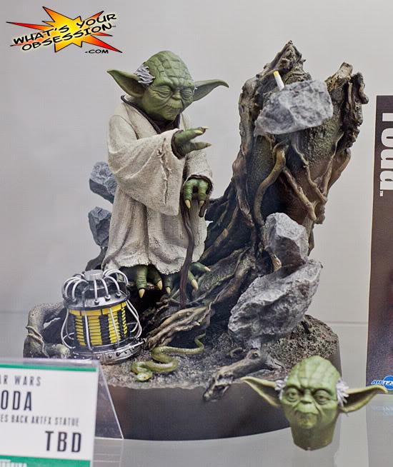 Kotobukiya - Yoda on Dagobah - ARTFX Kotobu22