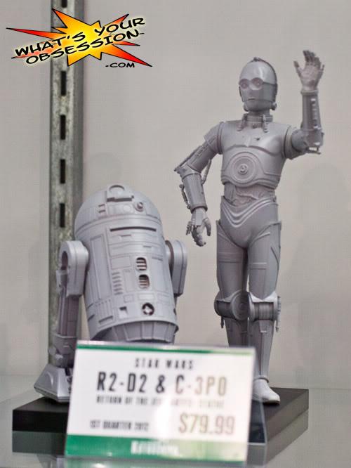 Kotobukiya - C-3PO & R2-D2 Two Pack - ARTFX+  Kotobu23