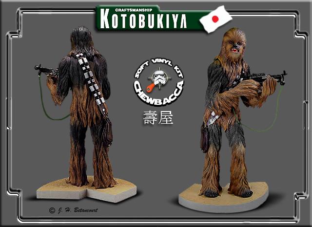 Kotobukiya - Chewbacca ARTFX Statue Kotobu30