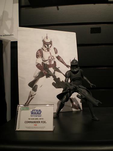 Kotobukiya - Commander Fox ArtFX Statue Kotofo10