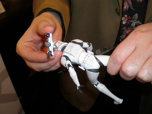 Kotobukiya - Commander Fox ArtFX Statue Kotofo13