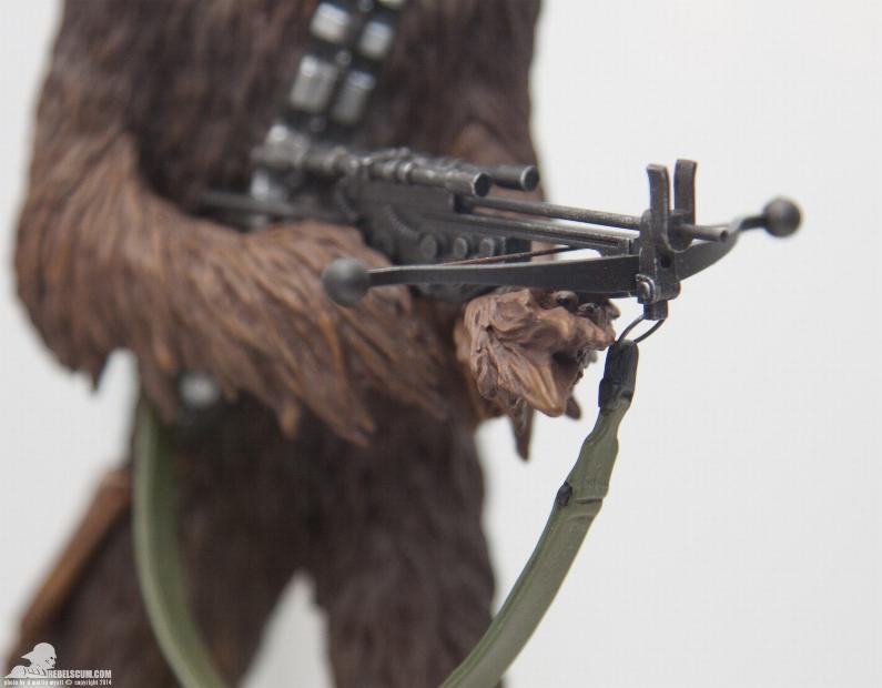 Kotobukiya - Han Solo & Chewbacca - ARTFX+ Statues 2 packs Kotoha14