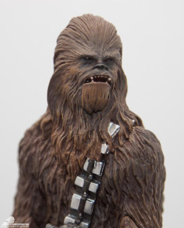 Kotobukiya - Han Solo & Chewbacca - ARTFX+ Statues 2 packs Kotoha15