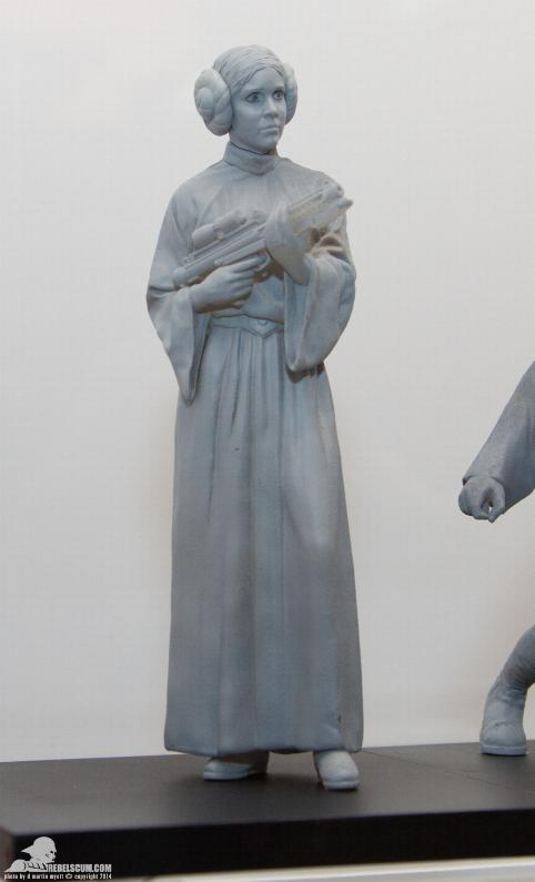 Kotobukiya - Luke & Leia A New Hope - ARTFX+ Statues 2 packs Kotole11