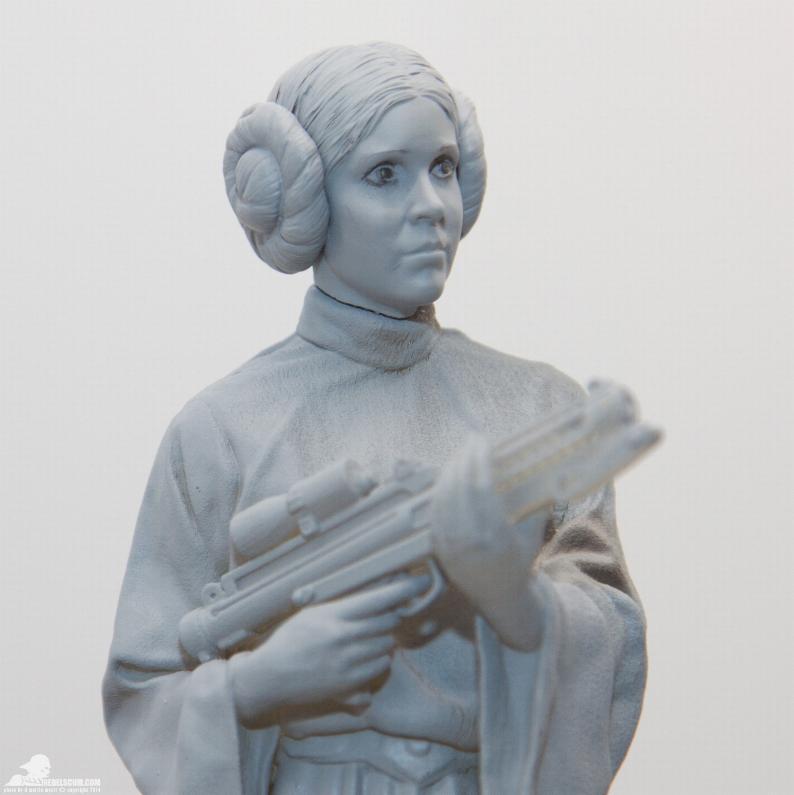 Kotobukiya - Luke & Leia A New Hope - ARTFX+ Statues 2 packs Kotole12
