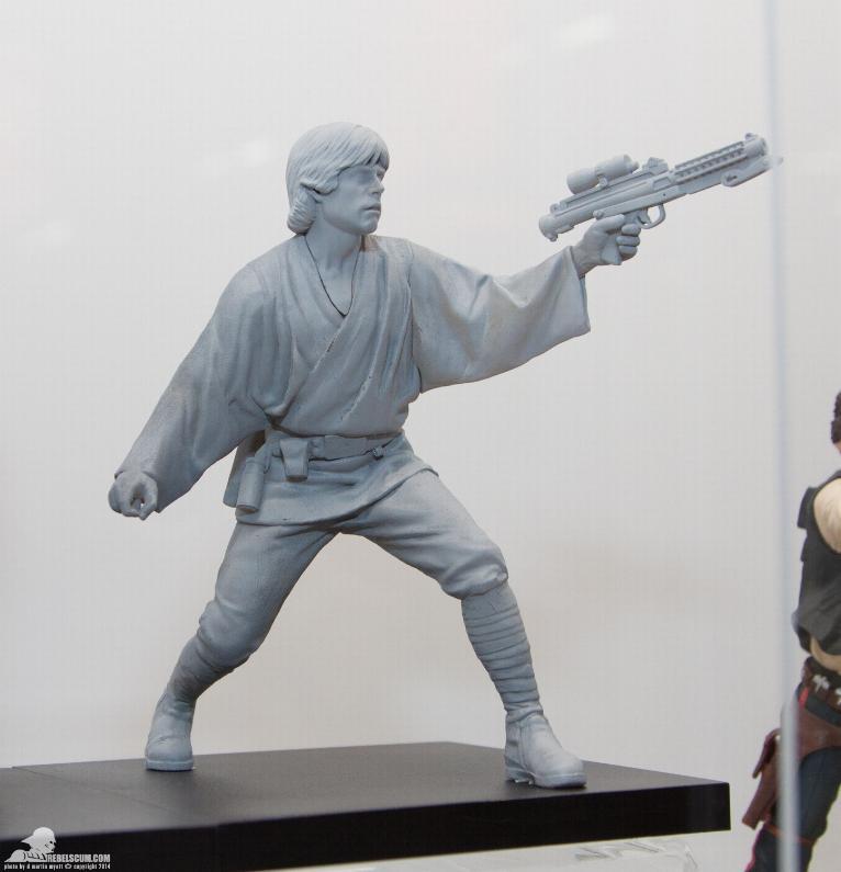 Kotobukiya - Luke & Leia A New Hope - ARTFX+ Statues 2 packs Kotole14