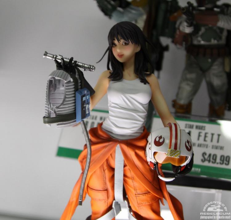 Kotobukiya -  Jaina Solo X-Wing Pilot Bishoujo Statue - Page 2 Kotoso13