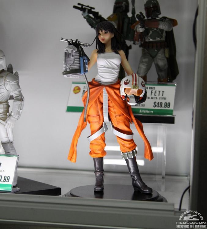 Kotobukiya -  Jaina Solo X-Wing Pilot Bishoujo Statue - Page 2 Kotoso15