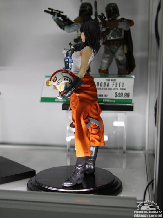 Kotobukiya -  Jaina Solo X-Wing Pilot Bishoujo Statue - Page 2 Kotoso16