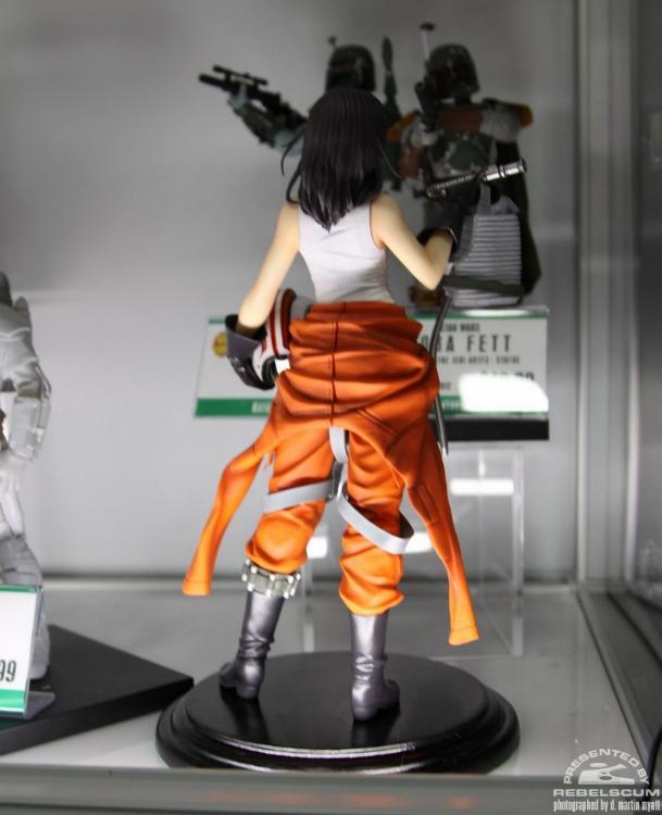 Kotobukiya -  Jaina Solo X-Wing Pilot Bishoujo Statue - Page 2 Kotoso19