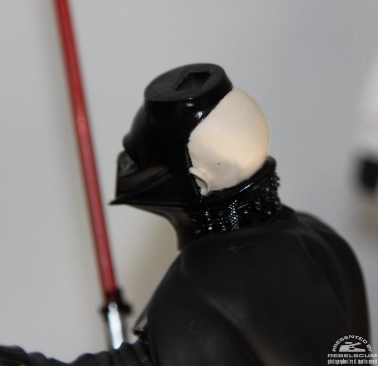 Kotobukiya - Darth Vader Return of Anakin Skywalker ARTFX+ Kotova10