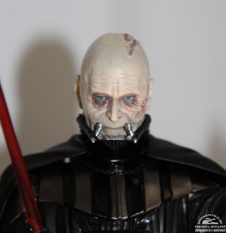 Kotobukiya - Darth Vader Return of Anakin Skywalker ARTFX+ Kotova14