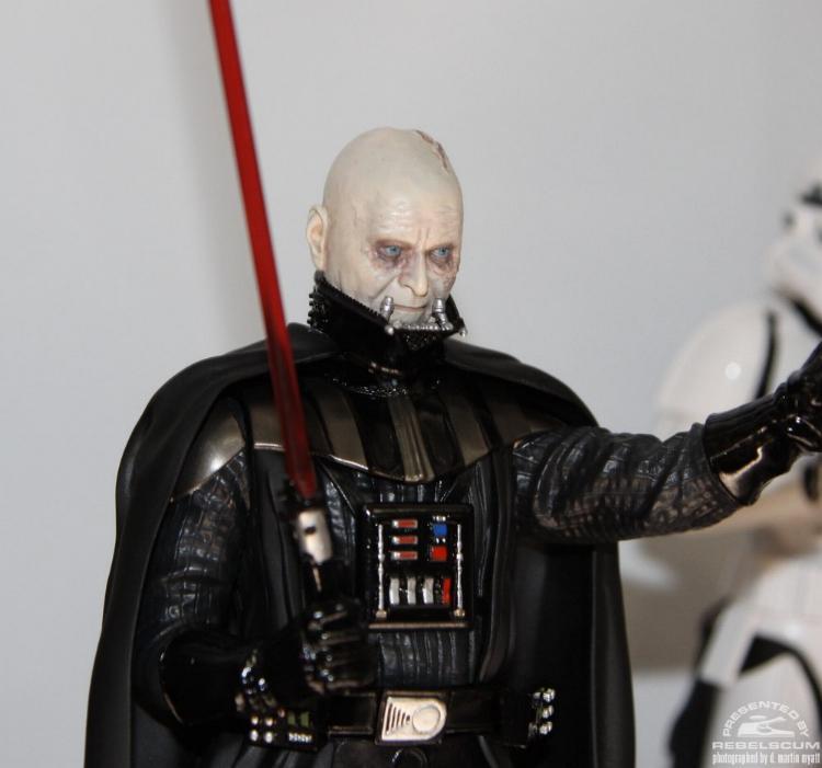 Kotobukiya - Darth Vader Return of Anakin Skywalker ARTFX+ Kotova15