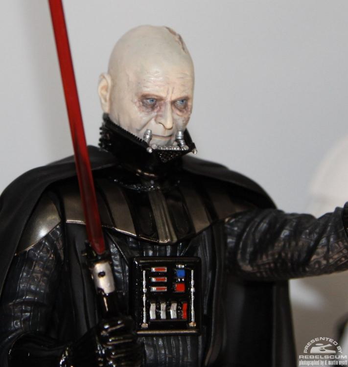 Kotobukiya - Darth Vader Return of Anakin Skywalker ARTFX+ Kotova16