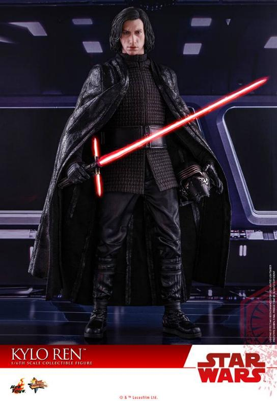Hot Toys - The Last Jedi - 1/6th scale Kylo Ren Collectible Kylo_t46