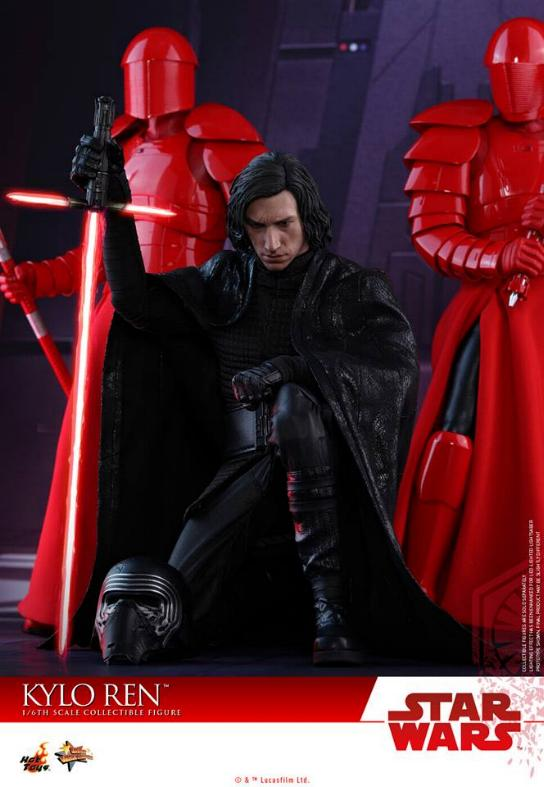 Hot Toys - The Last Jedi - 1/6th scale Kylo Ren Collectible Kylo_t50