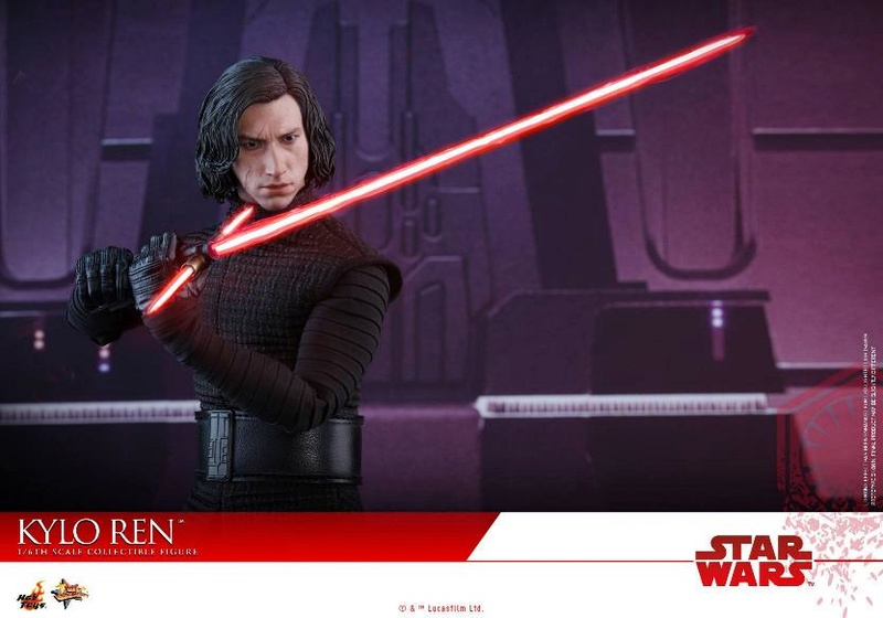 Hot Toys - The Last Jedi - 1/6th scale Kylo Ren Collectible Kylo_t52