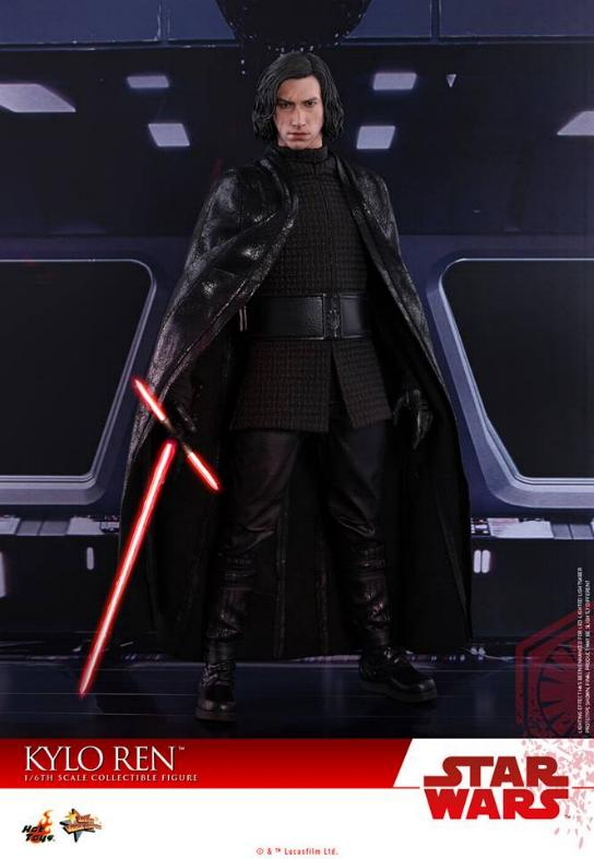 Hot Toys - The Last Jedi - 1/6th scale Kylo Ren Collectible Kylo_t53