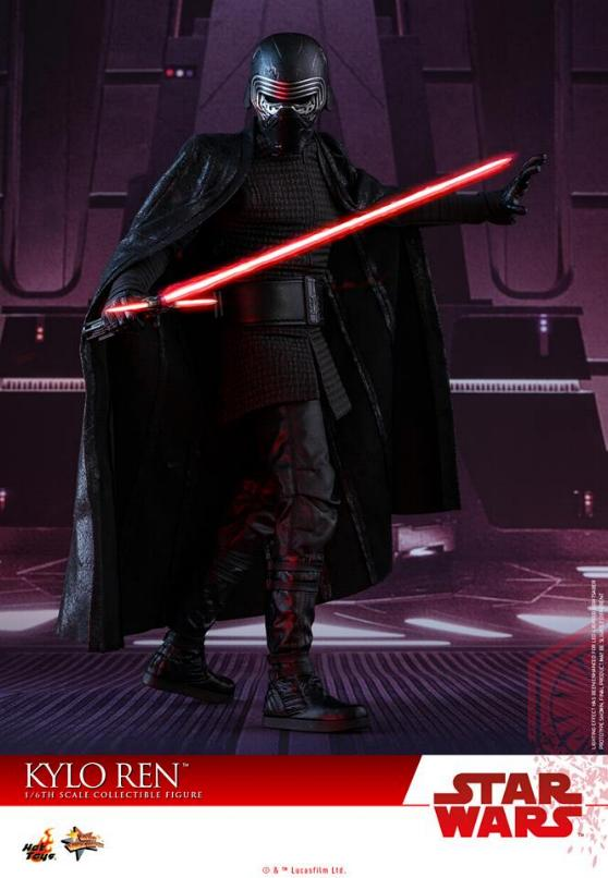 Hot Toys - The Last Jedi - 1/6th scale Kylo Ren Collectible Kylo_t54