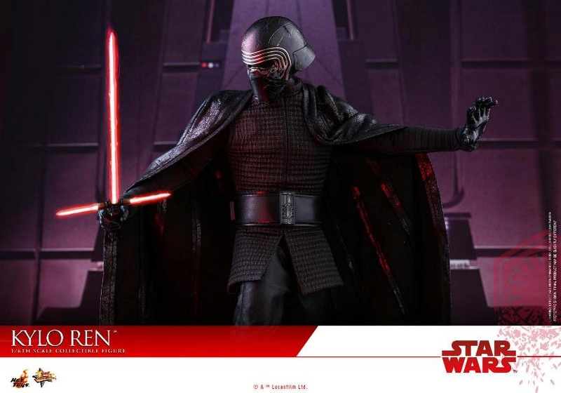 Hot Toys - The Last Jedi - 1/6th scale Kylo Ren Collectible Kylo_t55