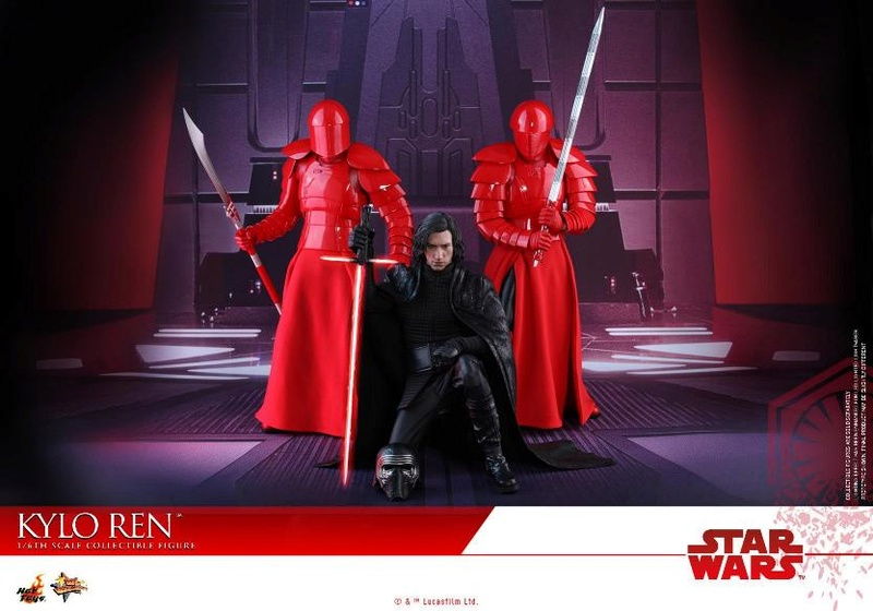 Hot Toys - The Last Jedi - 1/6th scale Kylo Ren Collectible Kylo_t56