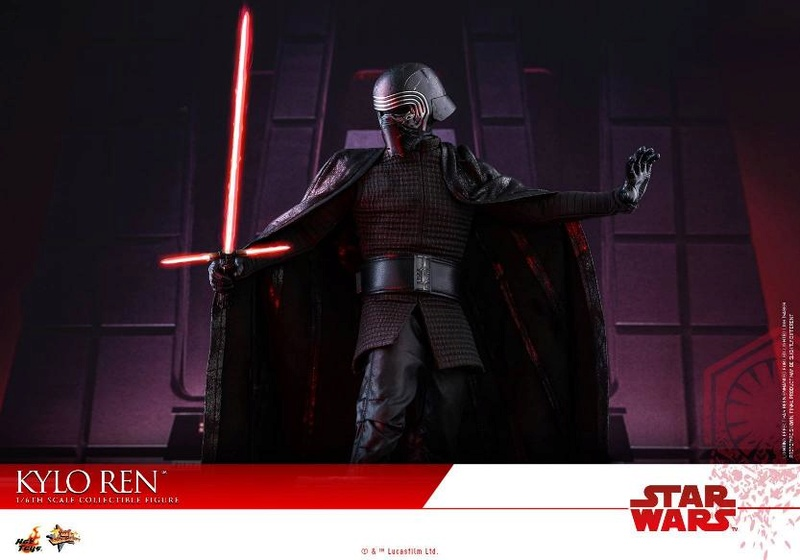 Hot Toys - The Last Jedi - 1/6th scale Kylo Ren Collectible Kylo_t57