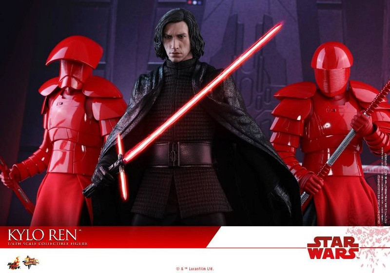 Hot Toys - The Last Jedi - 1/6th scale Kylo Ren Collectible Kylo_t58