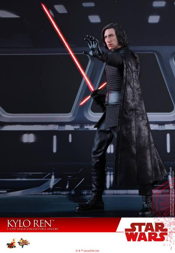 Hot Toys - The Last Jedi - 1/6th scale Kylo Ren Collectible Kylo_t61