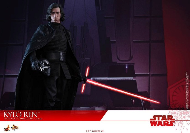 Hot Toys - The Last Jedi - 1/6th scale Kylo Ren Collectible Kylo_t63