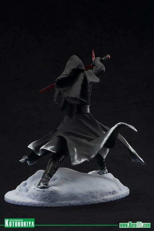 Kotobukiya Star Wars - Kylo Ren Vader helmet ArtFX Statue   Kylore11
