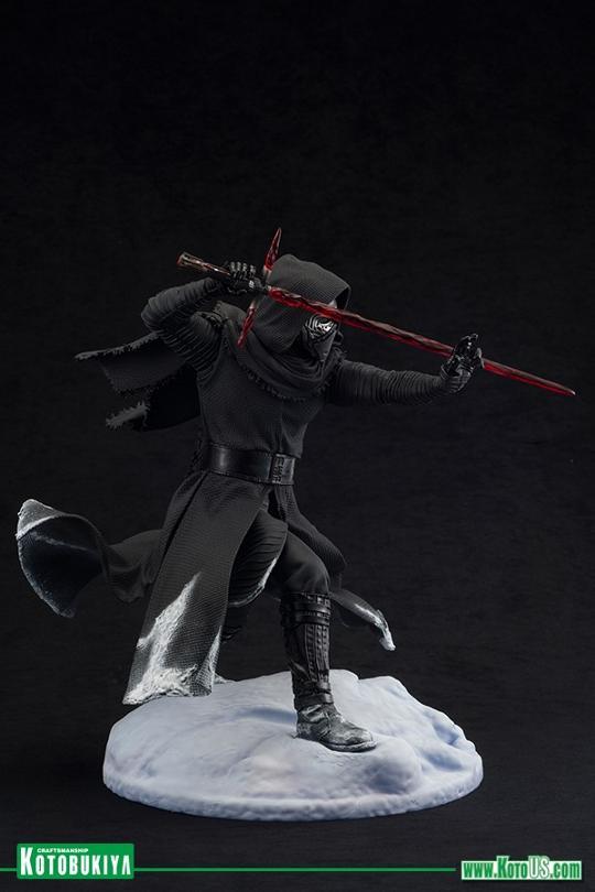 Kotobukiya Star Wars - Kylo Ren Vader helmet ArtFX Statue   Kylore12