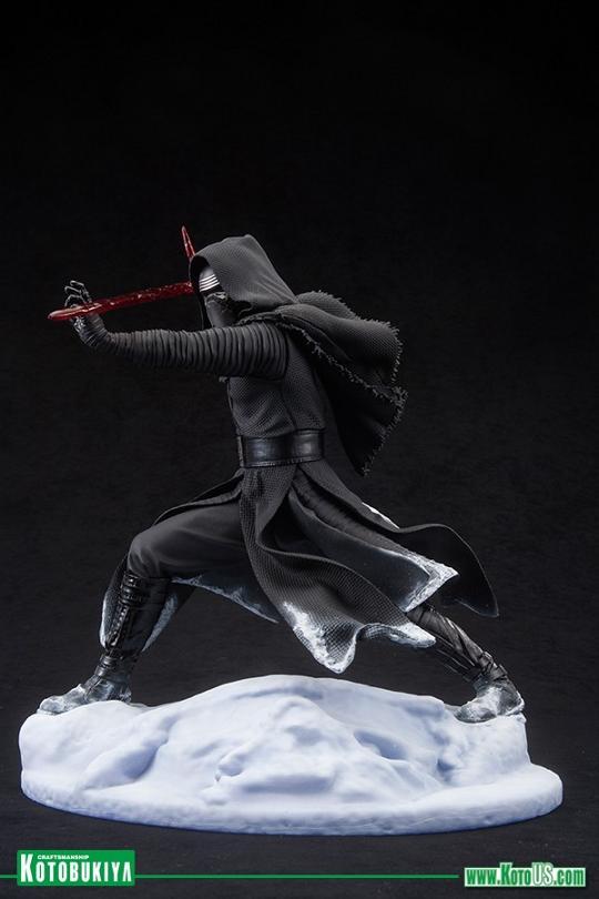 Kotobukiya Star Wars - Kylo Ren Vader helmet ArtFX Statue   Kylore13
