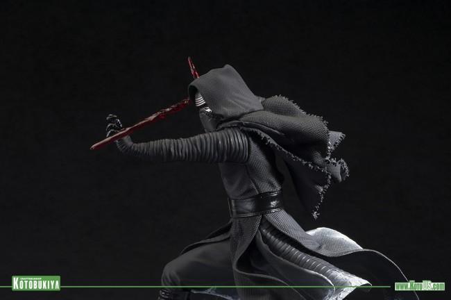 Kotobukiya Star Wars - Kylo Ren Vader helmet ArtFX Statue   Kylore14
