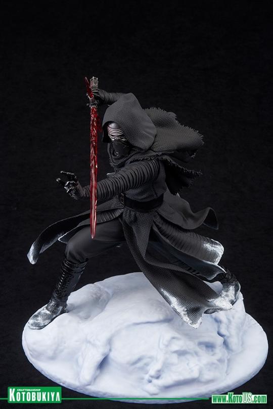 Kotobukiya Star Wars - Kylo Ren Vader helmet ArtFX Statue   Kylore15