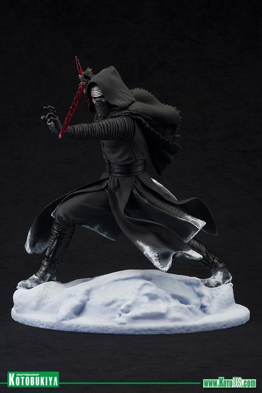 Kotobukiya Star Wars - Kylo Ren Vader helmet ArtFX Statue   Kylore16