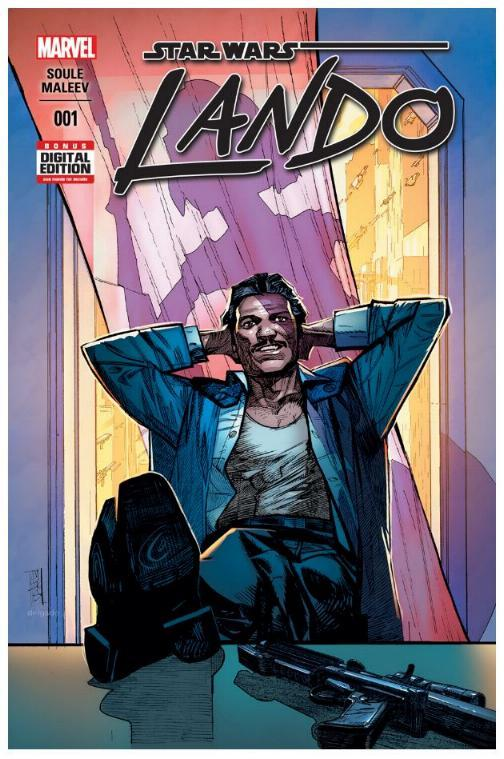 Marvel Comics US - Star Wars: Lando L01jpg10