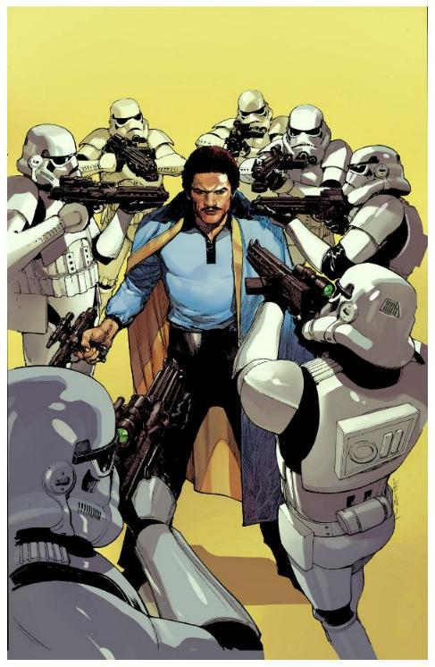 Marvel Comics US - Star Wars: Lando L0210