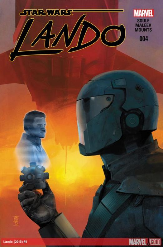 Marvel Comics US - Star Wars: Lando L0410