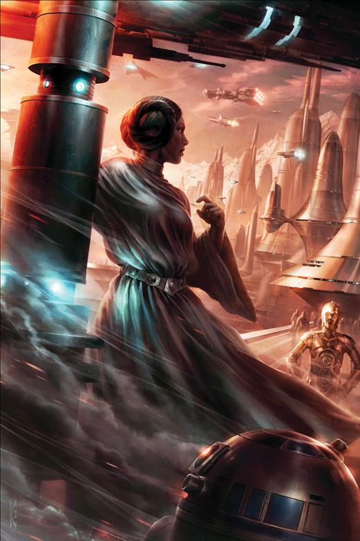 Artwork Star Wars - ACME - Last Look Back Lastlo10