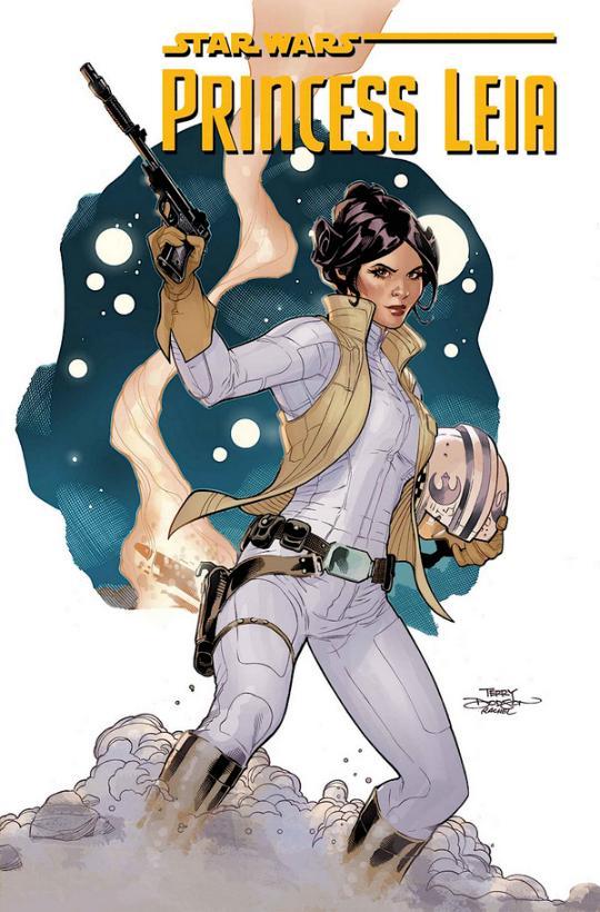Marvel Comics US - Star Wars: Princess Leia Le0110