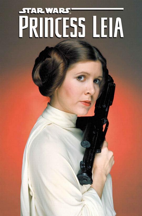 Marvel Comics US - Star Wars: Princess Leia Le0210