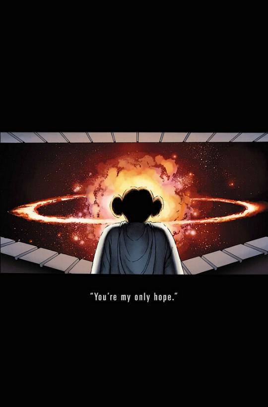 Marvel Comics US - Star Wars: Princess Leia Le0310