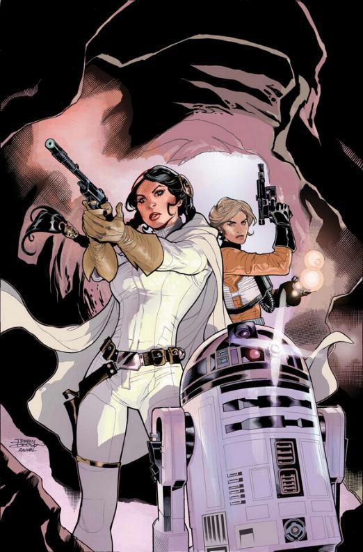 Marvel Comics US - Star Wars: Princess Leia Le0311