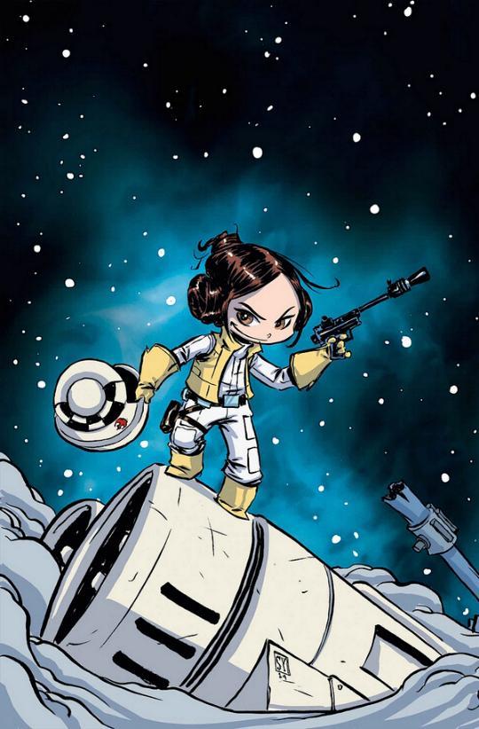 Marvel Comics US - Star Wars: Princess Leia Le0410