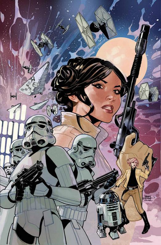 Marvel Comics US - Star Wars: Princess Leia Le0411